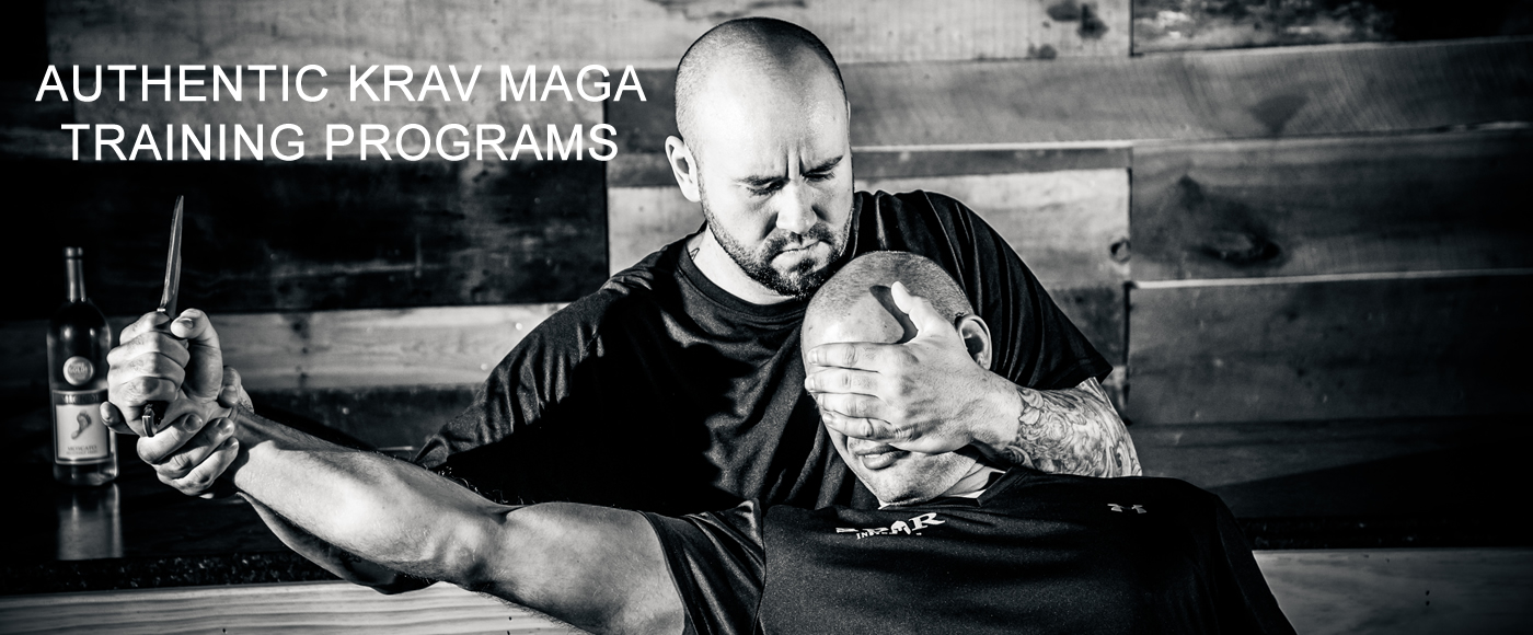 Authentic Krav Maga Training Buffalo New York