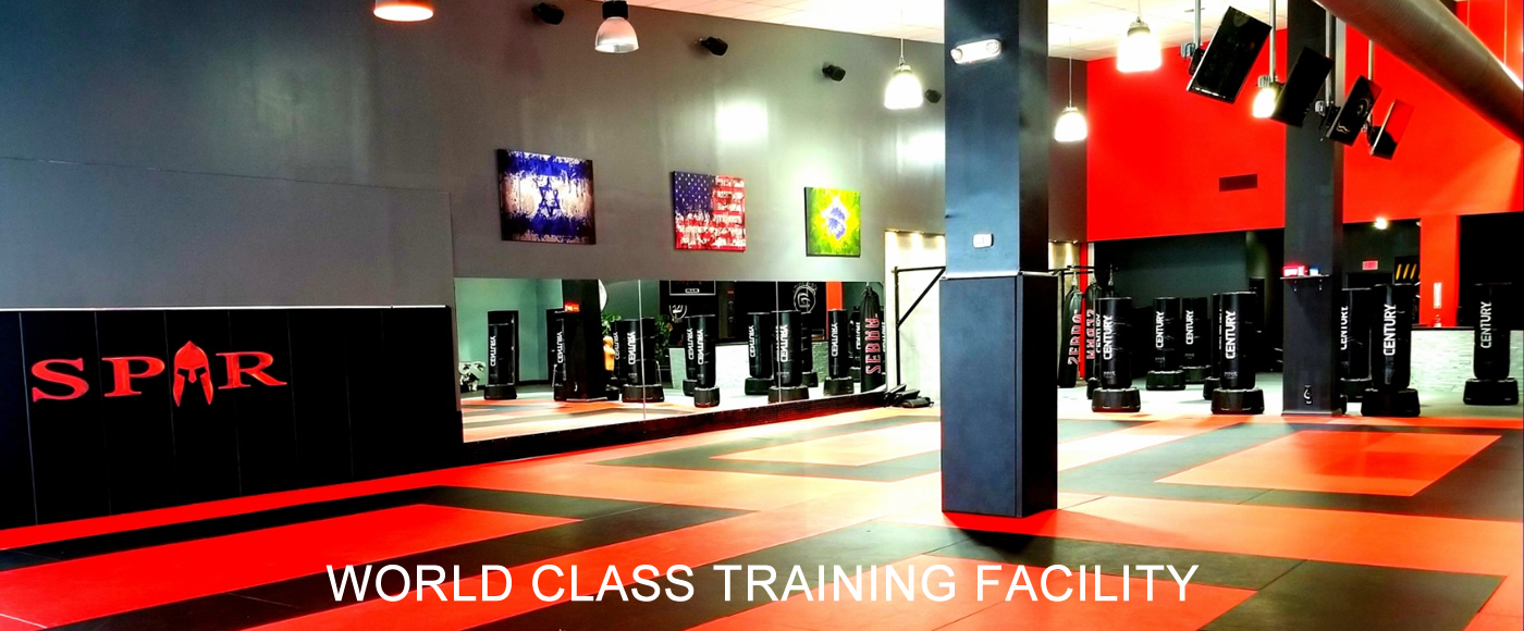 World Class 12,000 Square Foot Training Facility